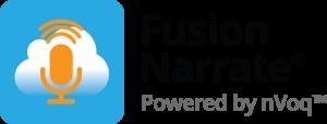 Fusion Narrate Logo - (R)